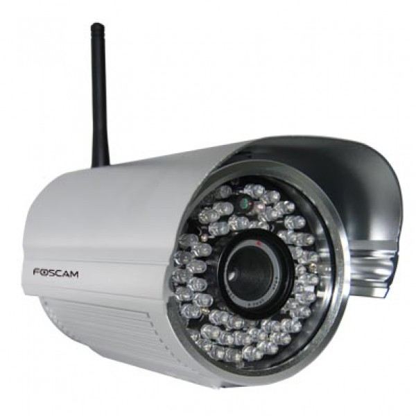 User Manual IP Camera Foscam FI8905W External VGA
