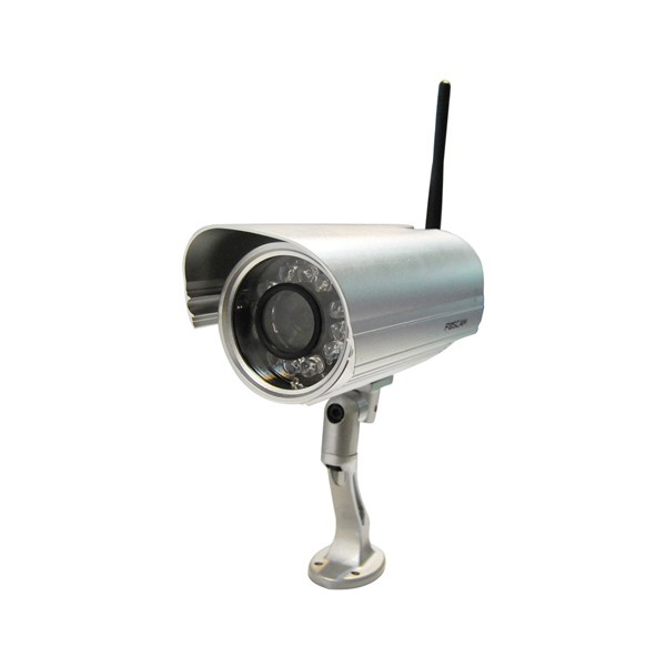 Manual Installation IP Camera Foscam FI9804W Outdoor HD