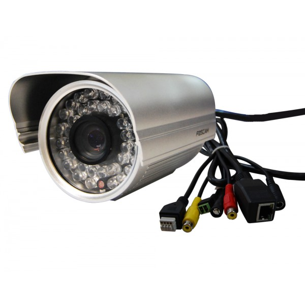 Manual Installation IP Camera Foscam FI9805E HD PoE Outdoor